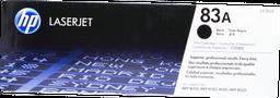 Toner 83A Laser Negro 1 U Hewlett Packard