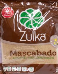 Azúcar Zulka Mascabado 2 Kg