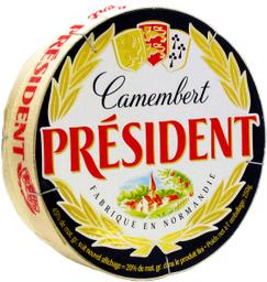 Queso Camembert President 226 g