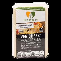 Tipo Mozzarella Vegano 400 g Vegicheez 2 U