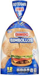 Bollos Bimbo Bimbollos 12 U
