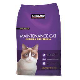 Alimento Para Gato Kirkland Signature Pollo Arroz 11.33 Kg