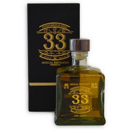 Mezcal 33 Reposado Botella 750 mL