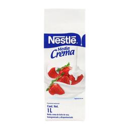 Media Crema de 1 Kg Nestle 4 U
