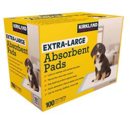 Tapete Absorbente Kirkland Signature 23X30 100 U