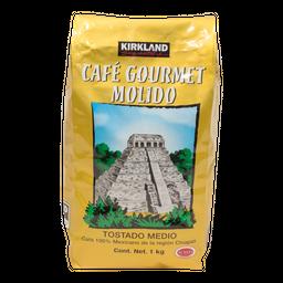 Café Molido Kirkland Gourmet Chiapas 1 Kg