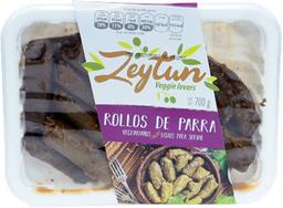 Rollos de Parra Zeytun Veggie Lovers 700 g
