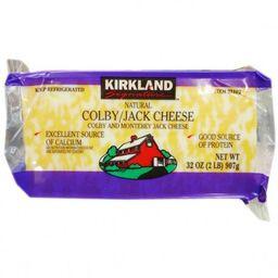 Queso Kirkland Signature Monterey Jack 907 g