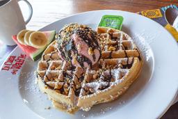 Waffle Alaska
