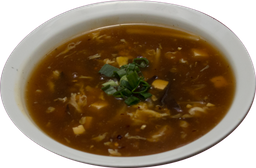 Sopa Hot & Sour de Pollo