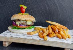 Graffiti Burger