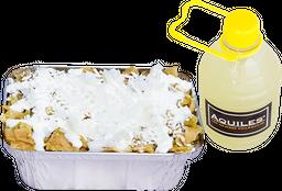 Paquete Chilaquiles + Bebida a elegir