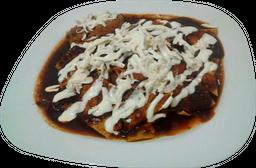 Chilaquiles Pasilla