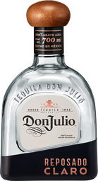 Tequila Don Julio Reposado Claro 750 mL