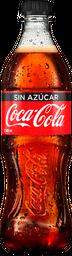 Refresco Coca-Cola sin Azúcar