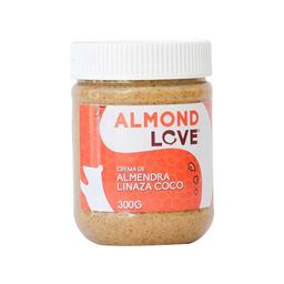 Almond Love Crema de Almendra Coco y Linaza