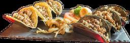 Orden de Tacos  Prime Rib