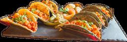 Orden de Tacos de Camarón al Pastor