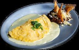 Omelette Poblana