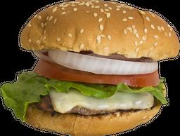 Burger con Queso