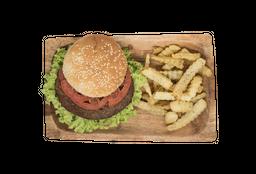 Hamburguesa Prime Res Chipotle
