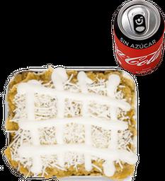 Envío Gratis: Chilaquiles + Coca-Cola Sin Azúcar