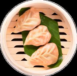 Dumplings Arrachera