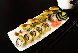 Avocado Roll Camarón