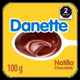 Natilla Danette Chocolate 100G