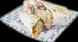 Burraquil (Burrito de Chilaquiles)