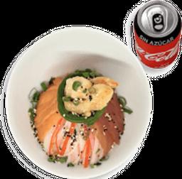 Envío Gratis: Rappi Bowl + Coca-Cola Sin Azúcar