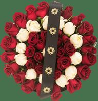 Rosas Rojas Y Blancas (36)