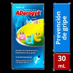 Aderogyl C Infantil Sol 30Ml