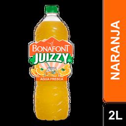 Bebida Bonafont Juizzy Naranja 2 L