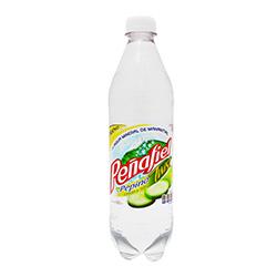 Agua Mineral Peñafiel Twist Pepino y Limón Botella 600 mL