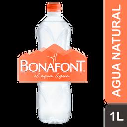 Agua Bonafont Natural 1 L