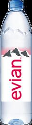 Agua Evian Natural Botella 1.25 L