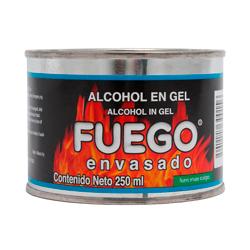 Alcohol En gel Lata 233 mL