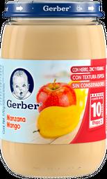 Papilla Gerber Etapa 3 Manzana y Mango 170 g