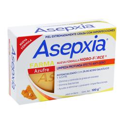 Jabón Asepxia Azufre Farma 100 g
