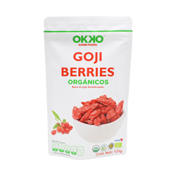 Baya de Goji Okko Orgánica 120 g