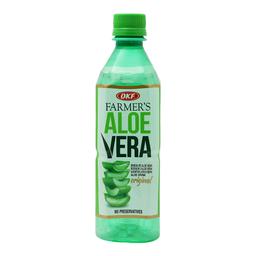 Bebida OKF Farmers Aloe Vera Original 500 mL