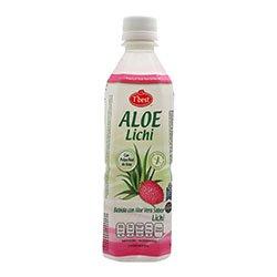 Bebida TBest Con Aloe Vera Sabor Lychee 500 mL