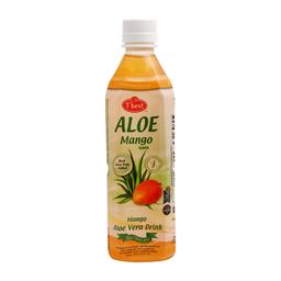 Agua Saborizada Tbest Sabor Mango Con Aloe Vera 500 mL