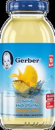 Bebida Hidratante Gerber Mango y Piña 230 mL