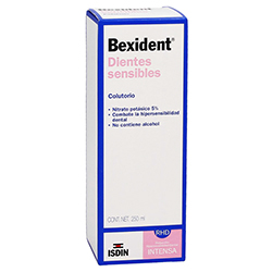 Tratamiento Bexident Dientes Sensibles Colutorio 250 mL