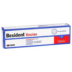 Gel Bexident Dentífrico Bucal Tratamiento Para Encías 75 mL