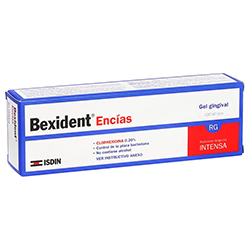 Bexident Encias Gel 50 mL