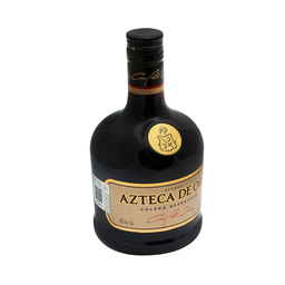 Brandy Azteca de oro Solera Botella 700 mL
