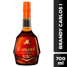 Brandy Osborne Carlos I 700 ml